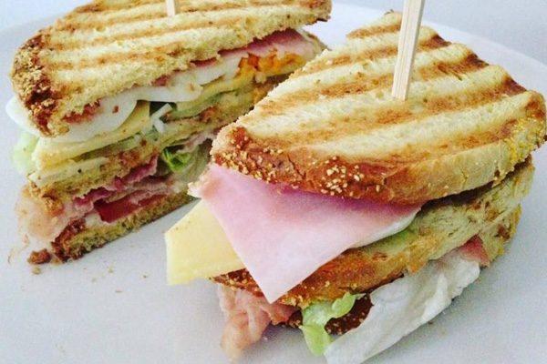 Maak je eigen sandwich