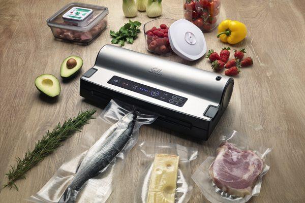 Vacuümsystemen voor de BBQ master
