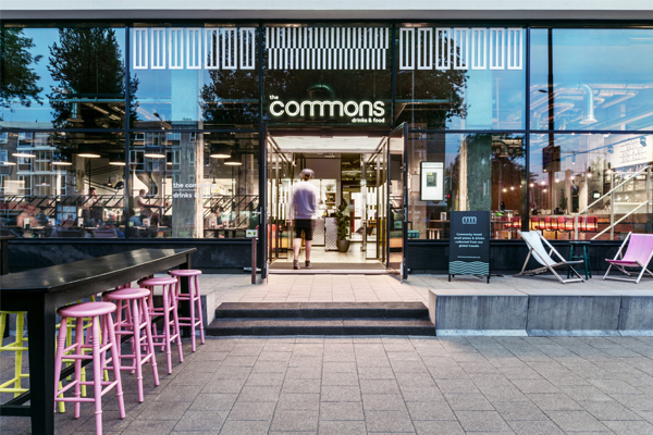 The Commons Restaurant