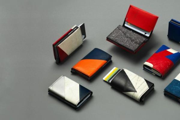 Secrid en FREITAG lanceren nieuwe, geupcyclede wallet