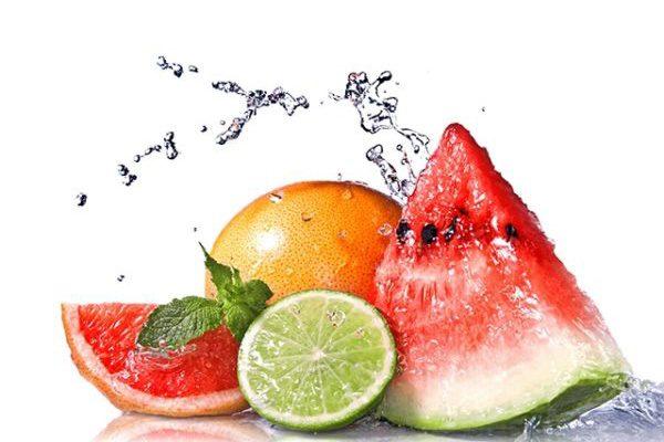 Tropisch weer; wat eten en drinken we?
